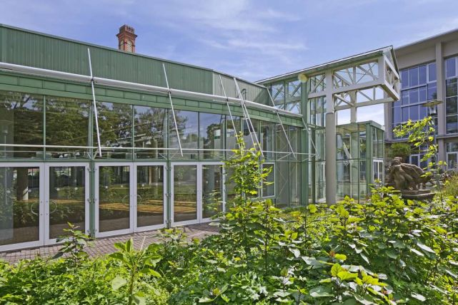 Gartenhalle - More scope for fresh ideas