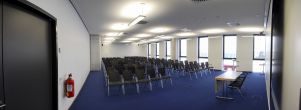 Trade-Fair Conference Centre – Conference rooms