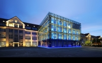 Convention, trade fair, conference, symposium, corporate event – you'll find the ideal framework conditions in Karlsruhe.