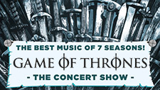 Game of Thrones Concert Show
