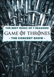 Game of Thrones Concert Show am 26.02.2019 im Konzerthaus am Kongresszentrum Karlsruhe